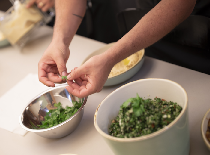 (Connecting in the Kitchen: An Empirical Study of Physical Interactions while Cooking Together at Home. Paay et al. 2015.)