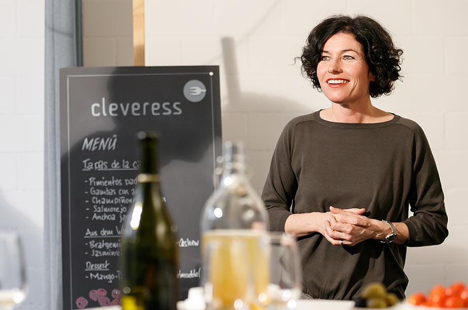 Beatrice Liechti, Ernährungberaterin BSc und Inhaberin von cleveress