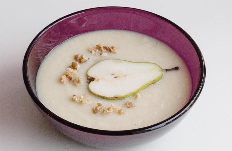 Sellerie-Birnen Suppe