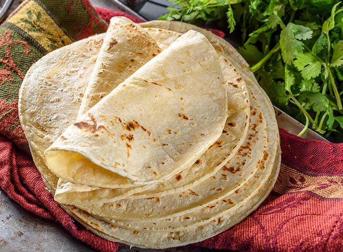 Tortilla - mit Liebe gerollt & gefüllt